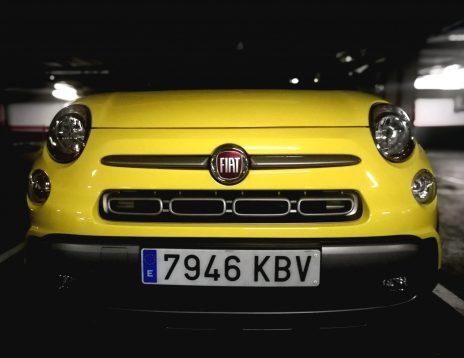 Fiat 500 L Cross frontal