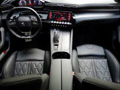 Interior Peugeot 508 GT