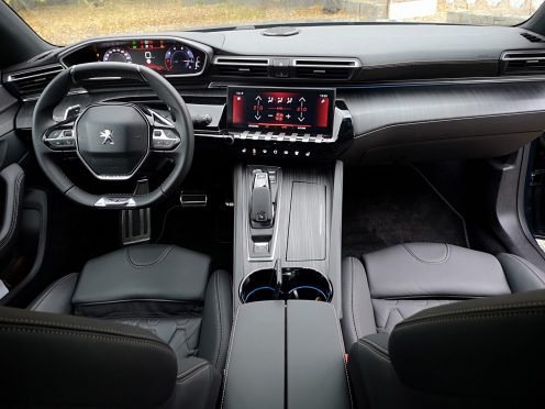 Interior nuevo 508