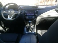 Plazas delanteras Nissan Xtrail N-Connecta