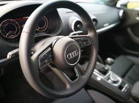 Volante 3 radios Audi A3
