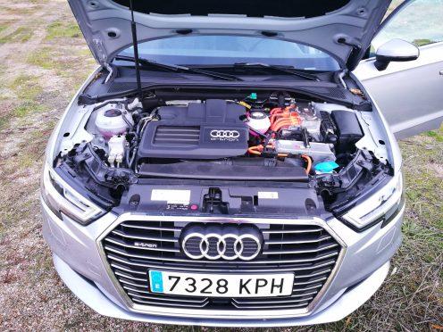 Motor Audi A3 e-tron