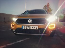 Frontal Full Led Volkswagen T-Roc