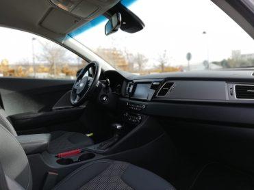 Interior Kia Niro Drive PHEV