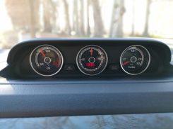 Relojes presión turbo, aceite, crono