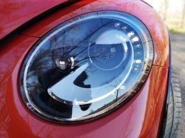 Faros xenon VW Beetle