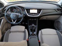 Interior Opel GrandlandX