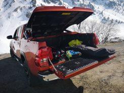 Pickup Toyota Hilux Legend Raider