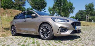 Ford Focus Sportbreak - Eloy Soto frontal