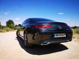 Vistra trasera Mercedes CLS Pack AMG
