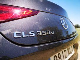 emblemas CLS 350d