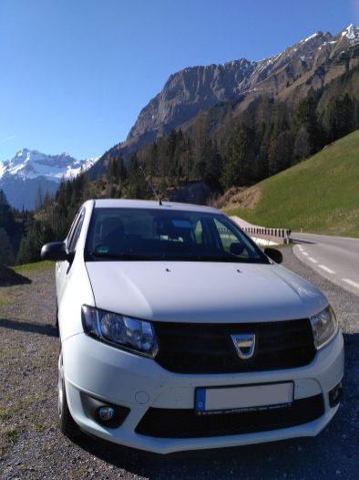 Sandero Alpes