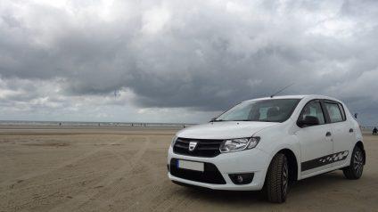Sandero Alejo Playa Dinamarca