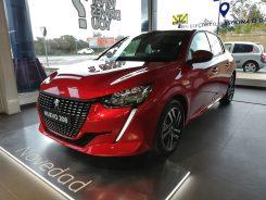 Nuevo Peugeot 208 Allure Rojo Elixir