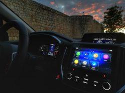 Interior Subaru XV Executive Plus