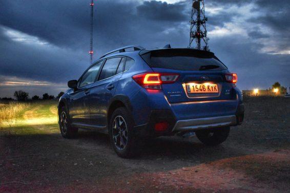Trasera Subaru XV Executive Plus