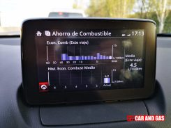 Consumos Mazda 2 1.5 Syactiv-G 90
