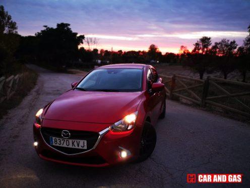 Atardecer - Mazda 2 Black Tech Edition Navi