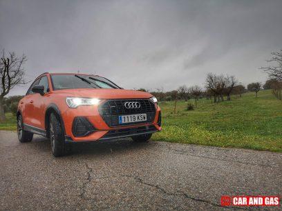 Audi Q3 Naranja Pulse