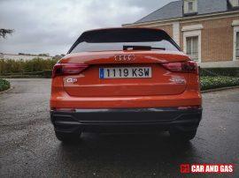 Trasera Audi Q3
