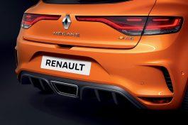 Nuevo Renault Megane RS 2020