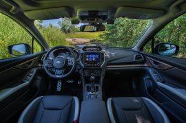Subaru XV ECO HYBRID interior (42)