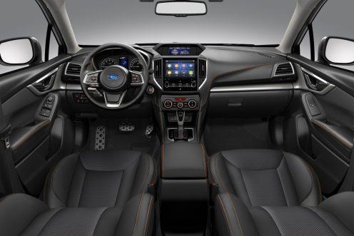 Subaru XV ECO HYBRID interior (51)