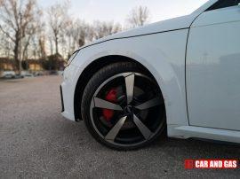 """Llantas 20"""" y 5 palos Audi TTs"""