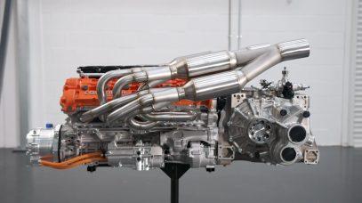 motor v12 GMA T.50