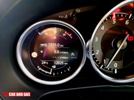 Consumo Mazda MX-5
