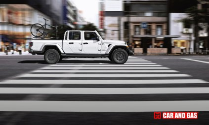 Jeep Gladiator - @Mariomartinez23 para Car & Gas-1