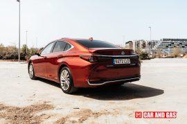 Lexus ES 300h - @mariomartinez23 para Car&Gas-6