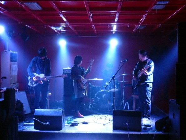 Glow Curve: Beijing post-rock