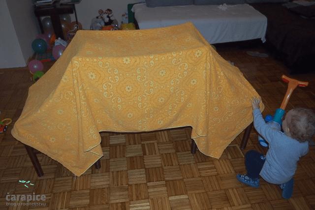 Zamak - igra za decu
