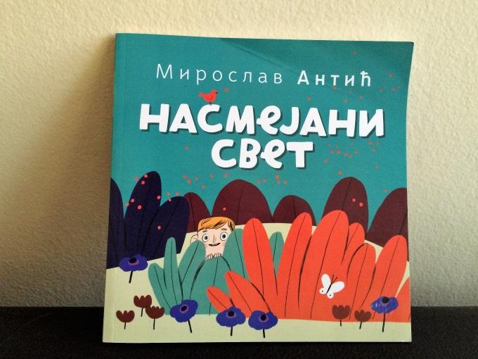 knjige za decu nasmejani svet