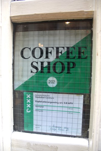 Licence du coffee-shop
