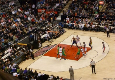 Toronto Raptors vs New Orleans Hornets