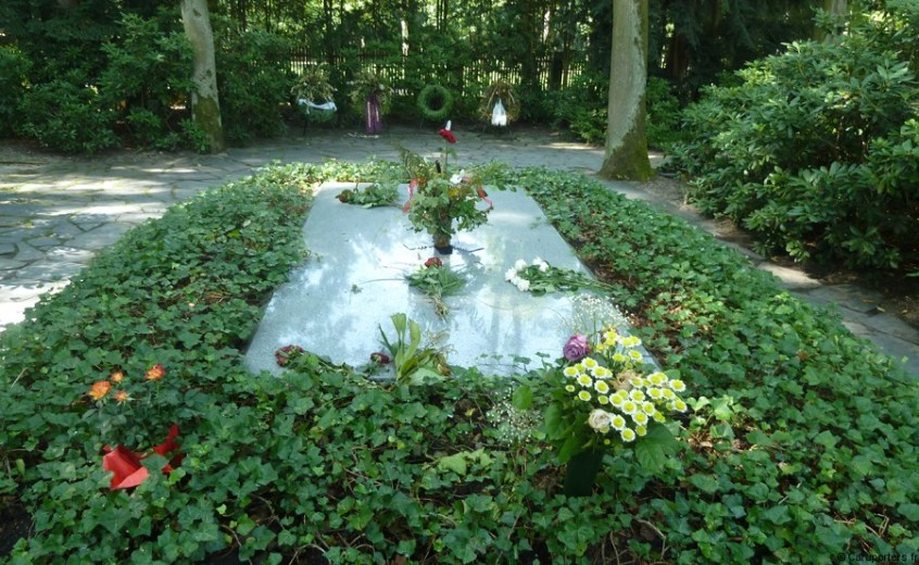 Tombe de Richard Wagner