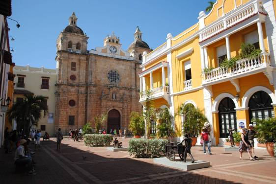 Colombie - Cartagena - place
