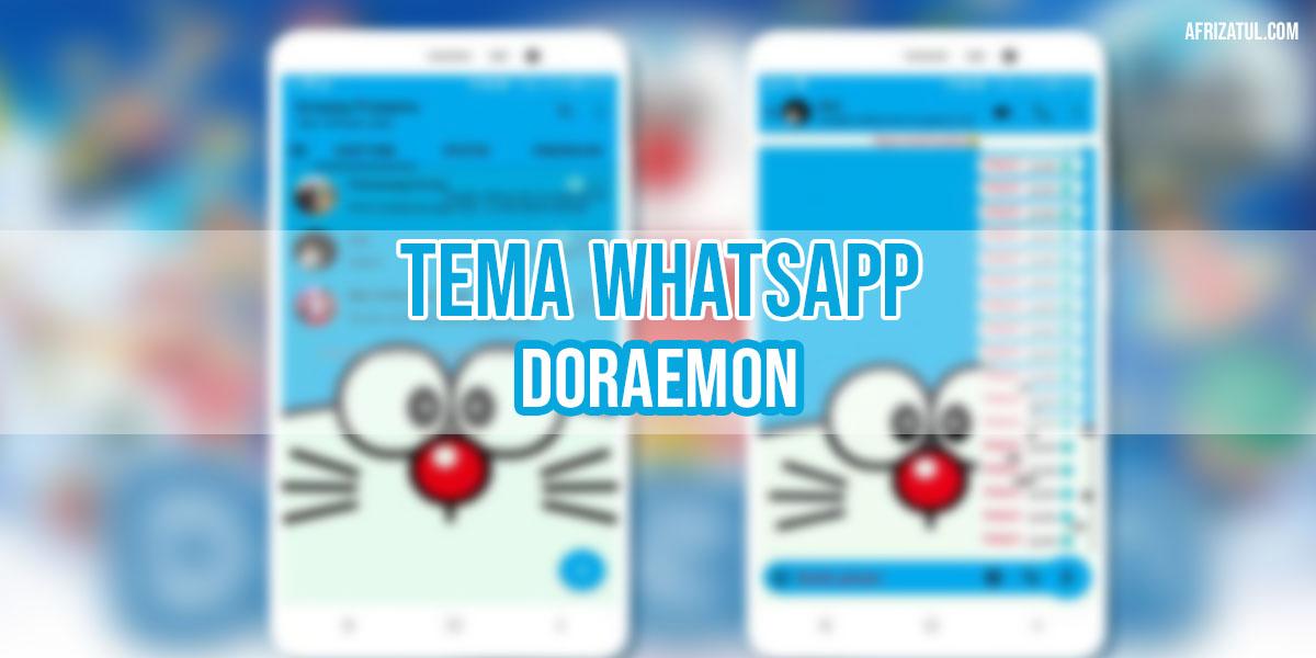 Tema WhatsApp Doraemon