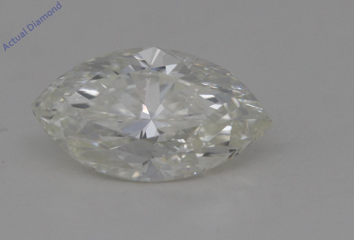 Marquise Cut Loose Diamond 1 52 Ct K Color Vs2 Clarity