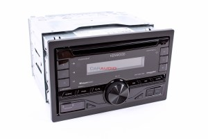 NEW KENWOOD DPX301U IN DASH DOUBLE DIN CAR STEREO CDMP3