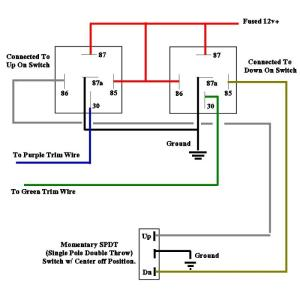wiring diagram for aftermarket door locks  Car Audio