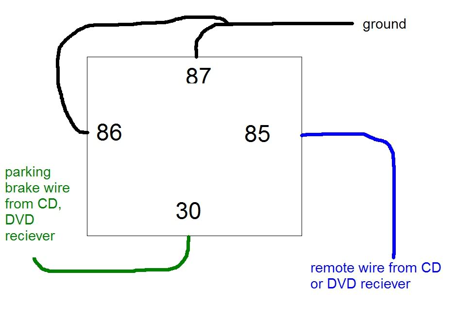 17868d1453840707 2016 pioneer avh x5800bhs parking brake bypass relay?resize\=665%2C488\&ssl\=1 wire harness diagram avh x4500 bt ford wiring diagrams \u2022 45 63 74 91  at gsmportal.co