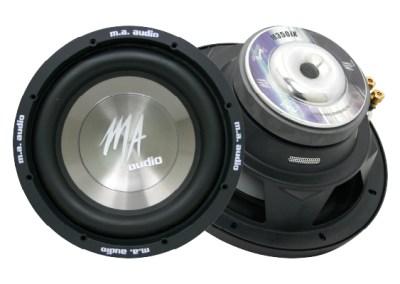 MA AUDIO : M-350IX