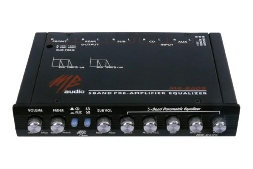 MB AUDIO : MB-2605