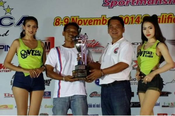 ผลการแข่งขัน Thailand EASCA สนาม 3 จังหวัดเชียงใหม่ 8-9 พฤษจิกายน ที่ผ่านมา…..