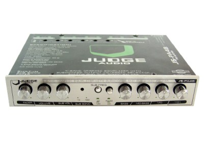 JUDGE AUDIO : J5-PA4B