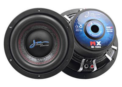 JOHNNIE MONITOR : MX-W10SPL