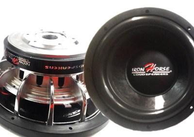 IronHorse : SubWoofer 10 inc 180x25x1 V75